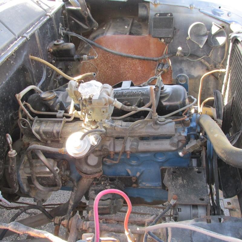 1950's Ford Gasser  Img_2610