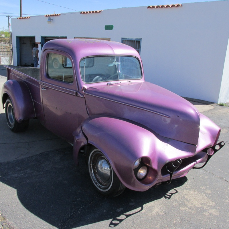 Ford & Mercury 1939 - 40 custom & mild custom - Page 4 Img_2920