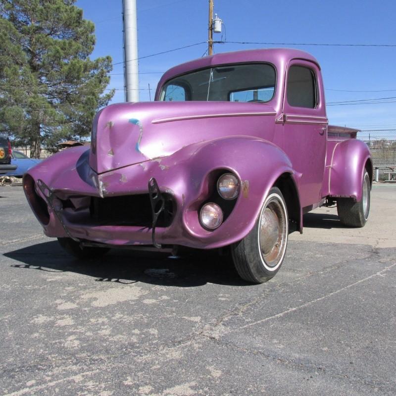 Ford & Mercury 1939 - 40 custom & mild custom - Page 4 Img_2923