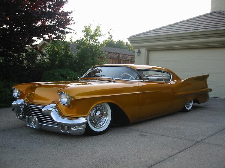 Cadillac 1957 & 1958  custom & mild custom - Page 2 Img_3211