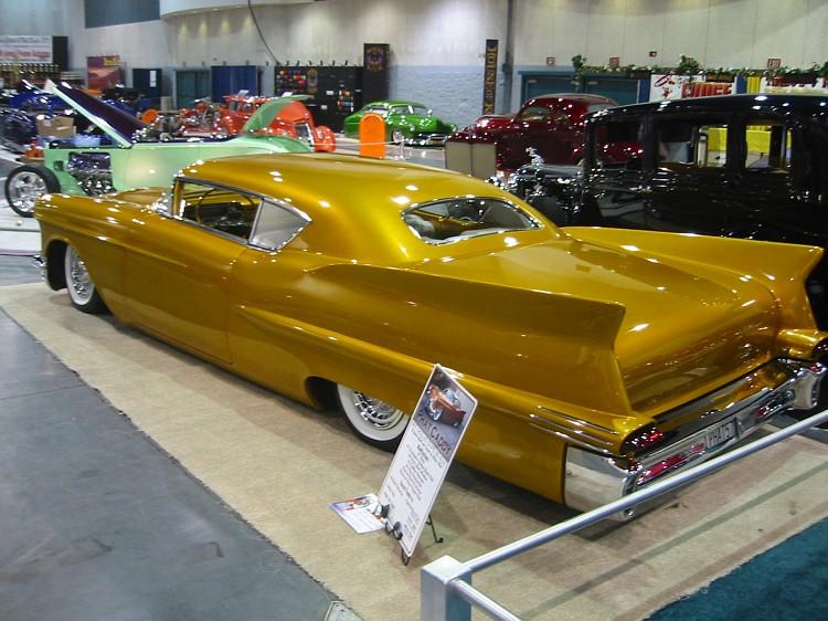 Cadillac 1957 & 1958  custom & mild custom - Page 2 Img_3411