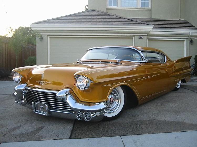 Cadillac 1957 & 1958  custom & mild custom - Page 2 Img_3613