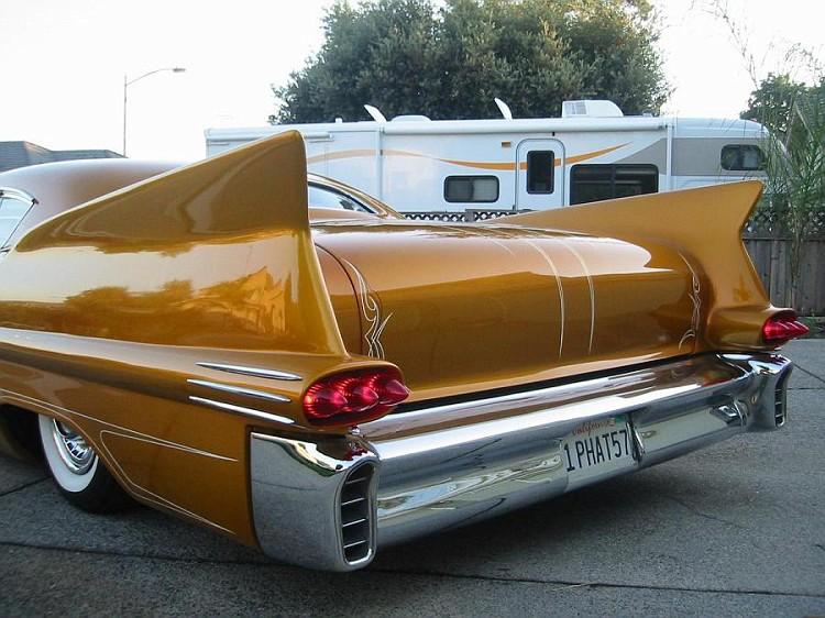 Cadillac 1957 & 1958  custom & mild custom - Page 2 Img_3615