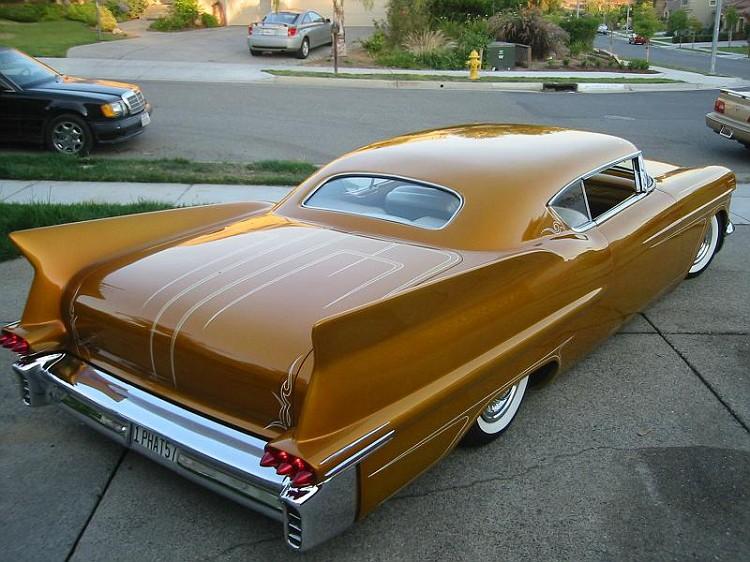 Cadillac 1957 & 1958  custom & mild custom - Page 2 Img_3618