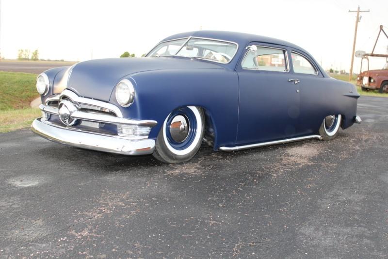 Ford 1949 - 50 - 51 (shoebox) custom & mild custom galerie - Page 6 Img_4411