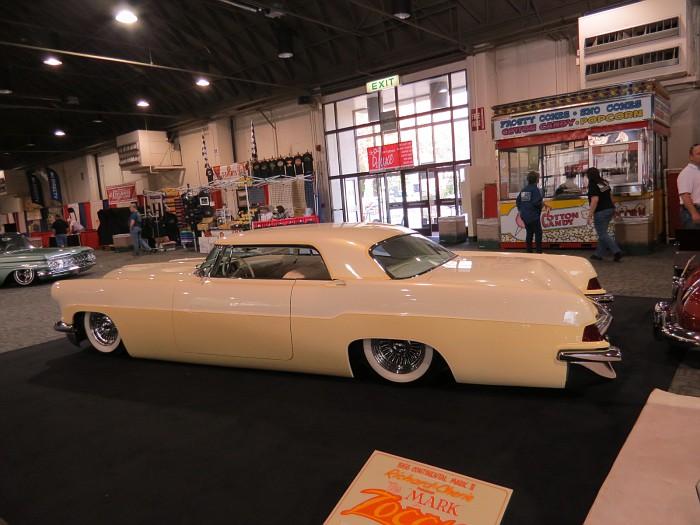 Lincoln Continental 1956 - 1957 custom & mild custom Img_5217