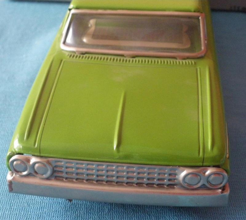 us car -  tôle - Tin Toys -  1950's & 1960's - Page 2 Imgp0716