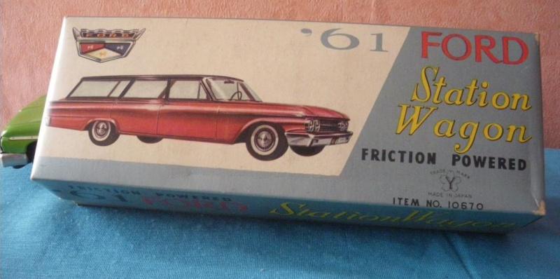 us car -  tôle - Tin Toys -  1950's & 1960's - Page 2 Imgp0811