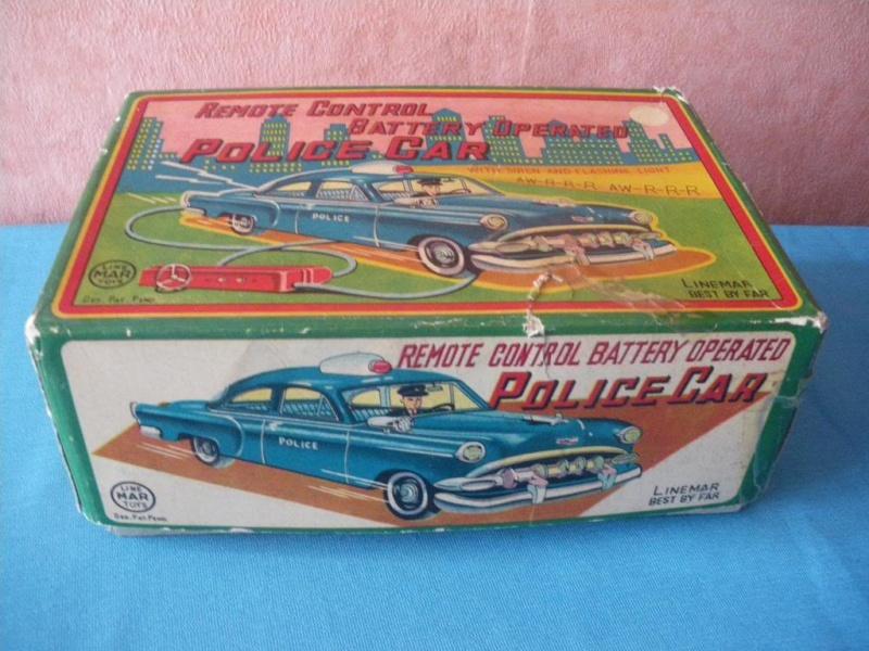 us car -  tôle - Tin Toys -  1950's & 1960's - Page 2 Imgp6710