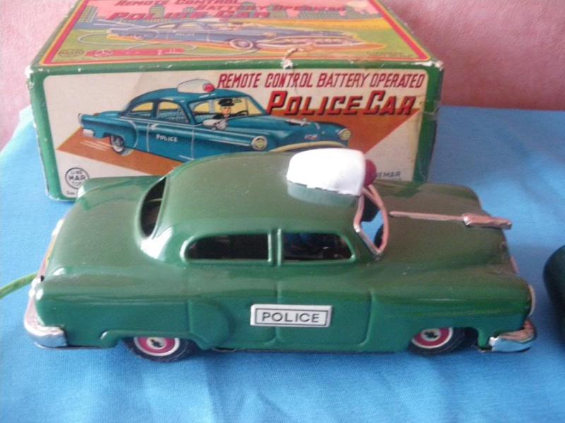 us car -  tôle - Tin Toys -  1950's & 1960's - Page 2 Imgp6715