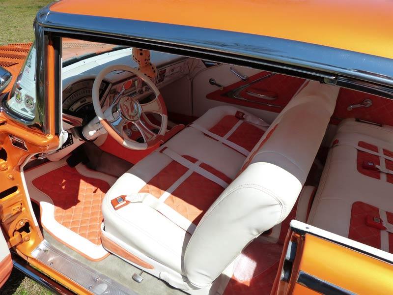 Mercury 1955 - 1956 Custom & mild custom Interi12