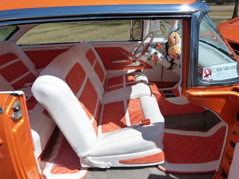 Mercury 1955 - 1956 Custom & mild custom Interi13