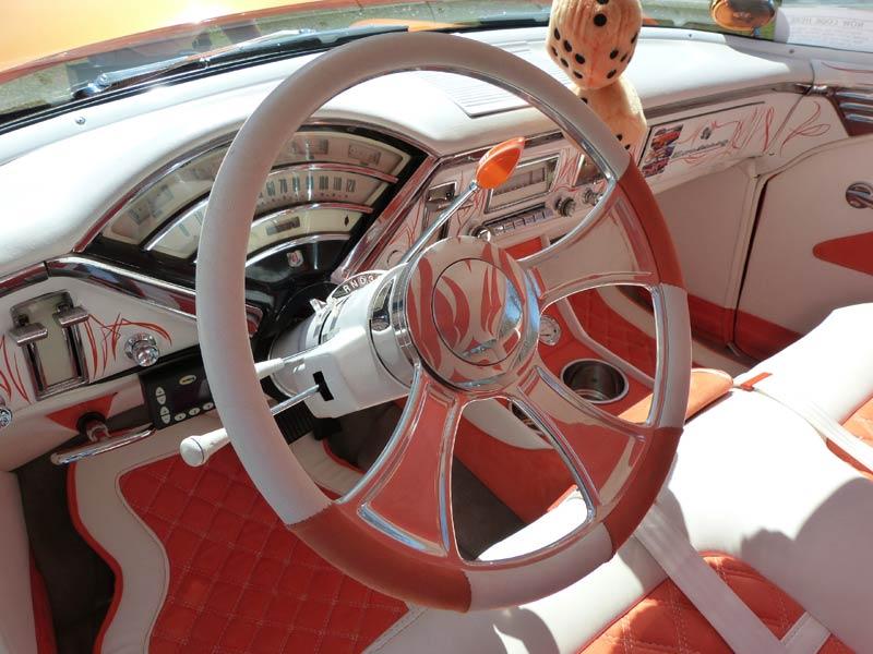 Mercury 1955 - 1956 Custom & mild custom Interi16