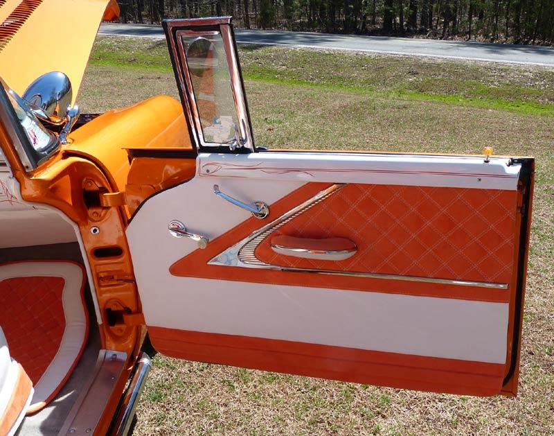 Mercury 1955 - 1956 Custom & mild custom Interi22
