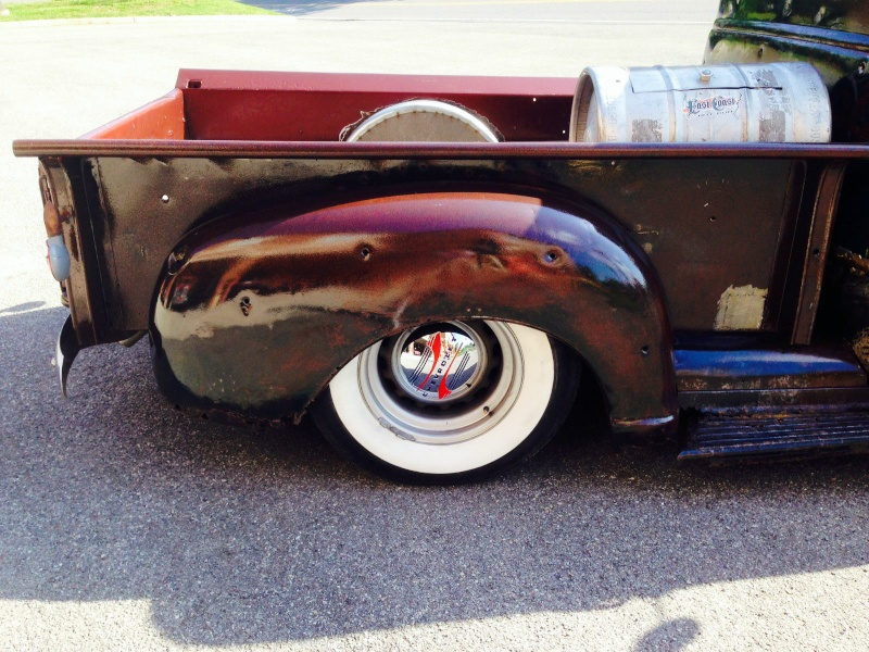 Patine, peinture et rouille - Barn find & Patina - Page 6 Ioyiau10