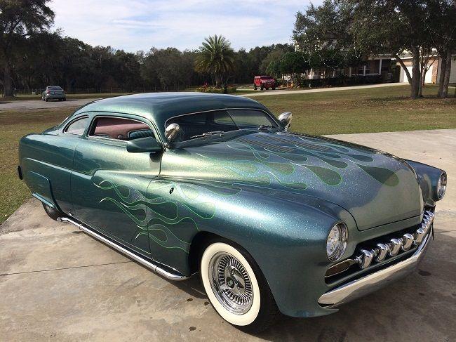 1951 Mercury - Green Machine -  Ipupu10