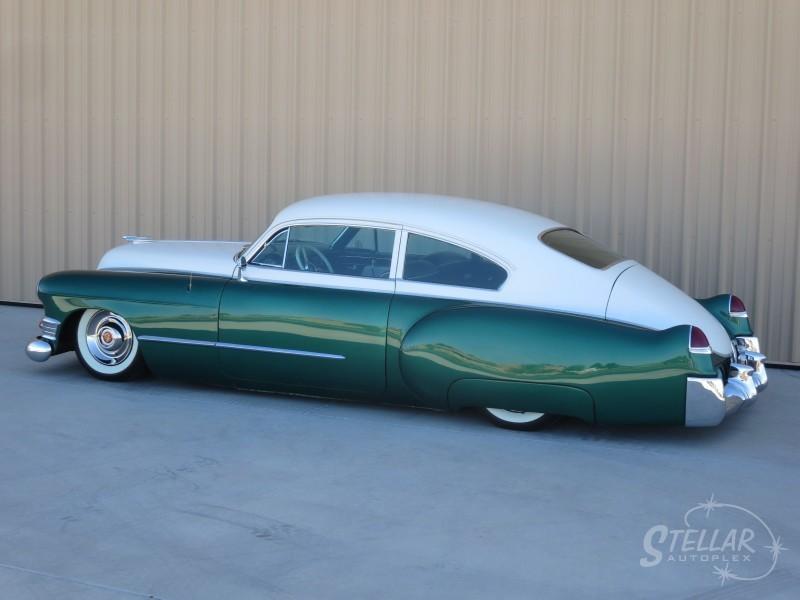 Cadillac 1948 - 1953 custom & mild custom - Page 3 Ja_80010