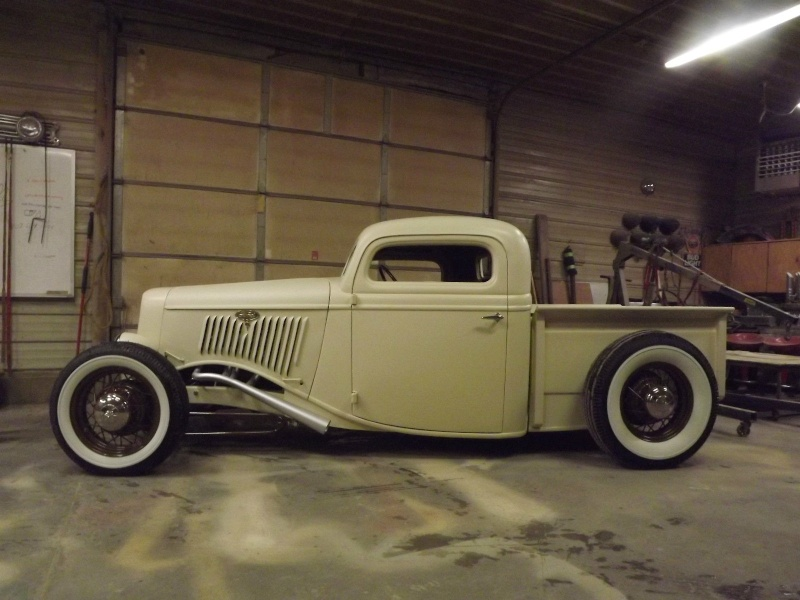 Ford 1935 - 38 hot rod Jbib10