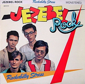 Le label - Big Beat Records - rockabilly to the 1980's  Jezebe10