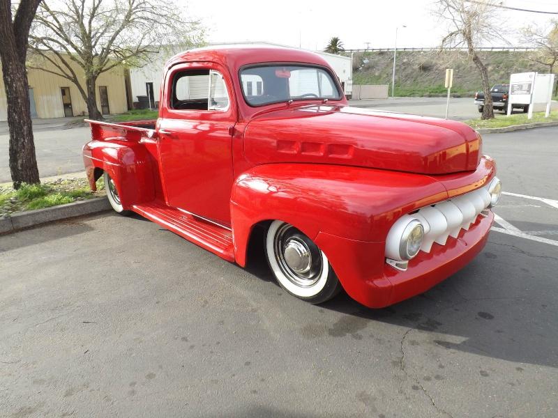 Ford¨Pick up 1948 - 1951 custom & mild custom Jg10