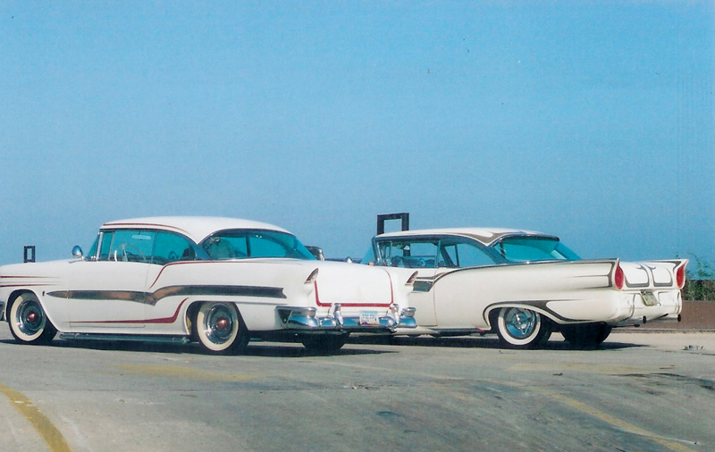 Ford 1957 & 1958 custom & mild custom  - Page 2 John-s10