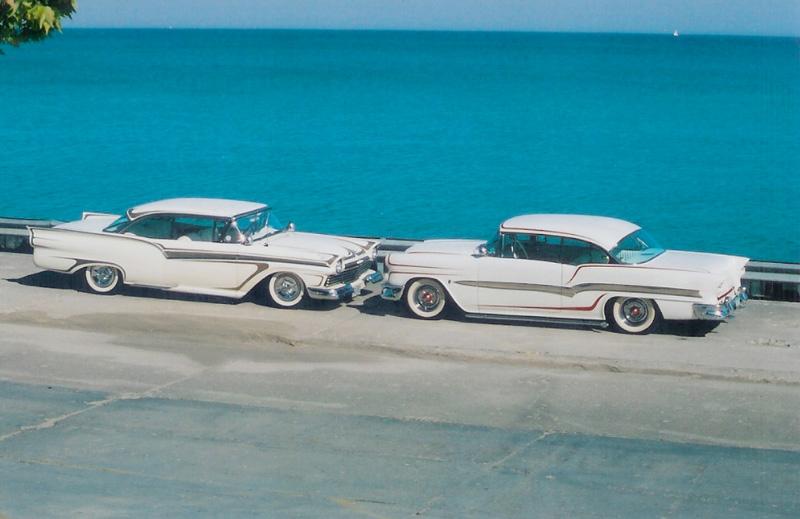 Ford 1957 & 1958 custom & mild custom  - Page 2 John-s11