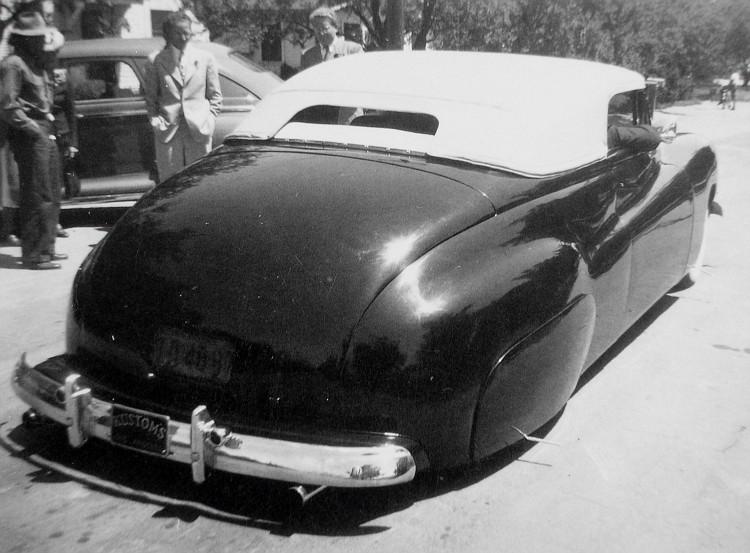 Ford & Mercury 1941 - 1948 customs & mild custom - Page 3 John-v12