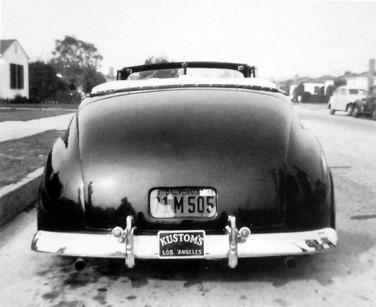 Ford & Mercury 1941 - 1948 customs & mild custom - Page 3 John-v13