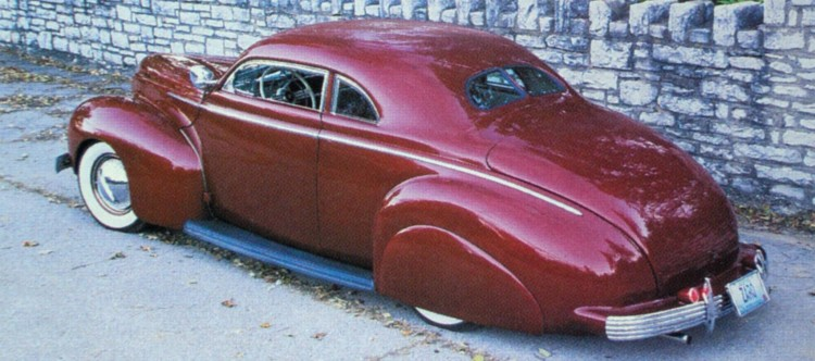 Ford & Mercury 1939 - 40 custom & mild custom - Page 4 Johnny18
