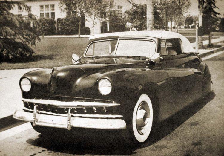 Ford & Mercury 1941 - 1948 customs & mild custom - Page 3 Johnny21