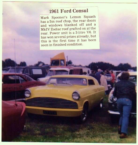 Ford Uk & Deutch customs and mild custom (Ford GB & Allemagne) K10lem10