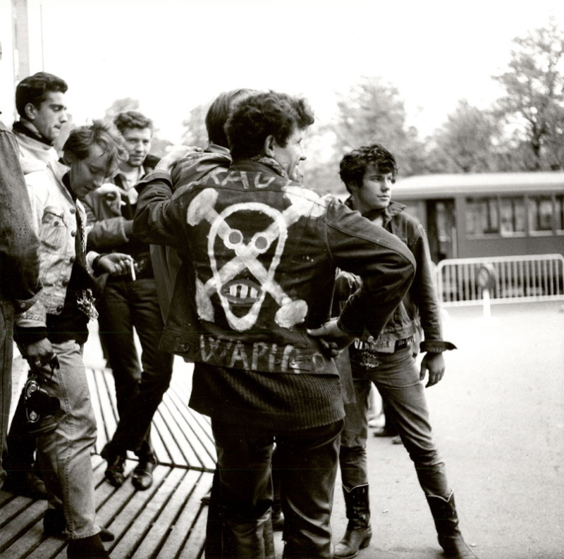 REBEL YOUTH - KARLHEINZ WEINBERGER  Karlhe19