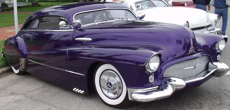 Buick 1943 - 49 custom & mild custom Kat07310