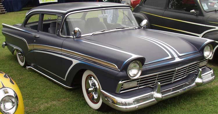 Ford 1957 & 1958 custom & mild custom  - Page 3 Kat12810