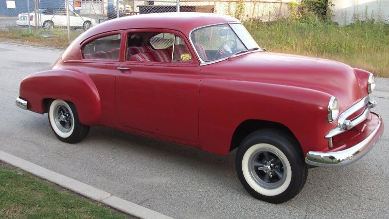 1950s Gm Gasser
