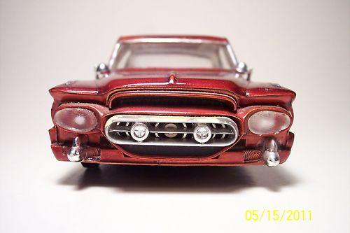 Vintage model kit restaurés, ou kit monté top trouvé sur le web Kgrhqn57