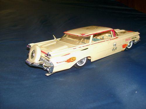 Vintage built automobile model kit survivor - Hot rod et Custom car maquettes montées anciennes Kgrhqq18