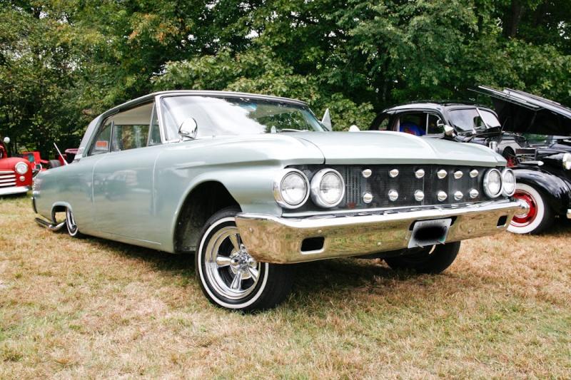 Ford 1961 - 1964 custom and mild custom Kgrhqr46