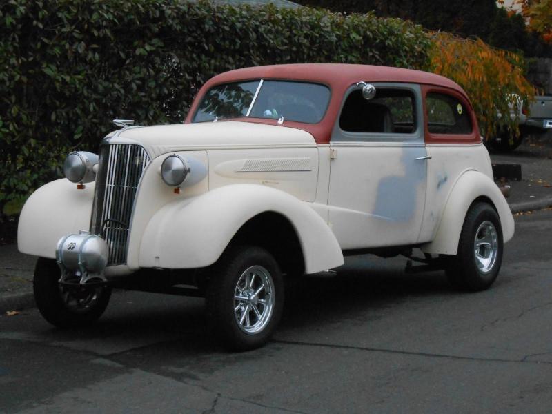 30's & 40's GM Gasser Kgrhqr54