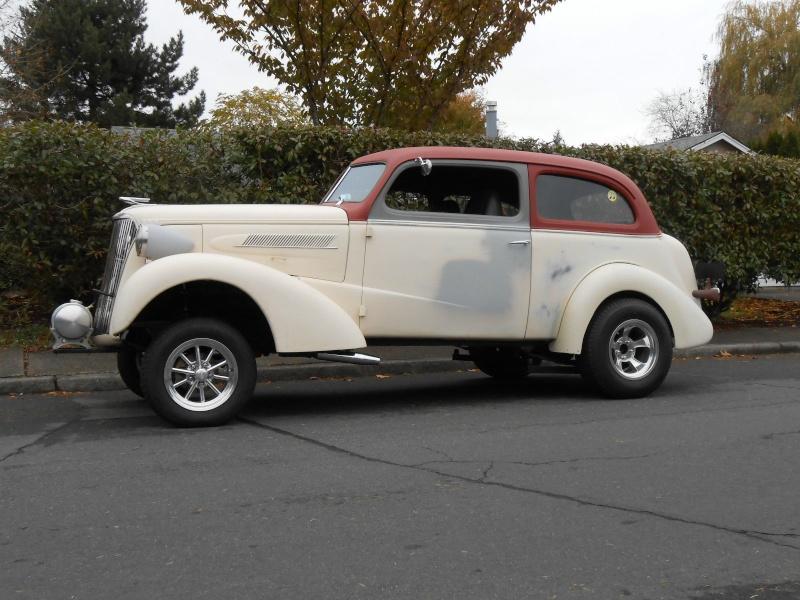 30's & 40's GM Gasser Kgrhqr55