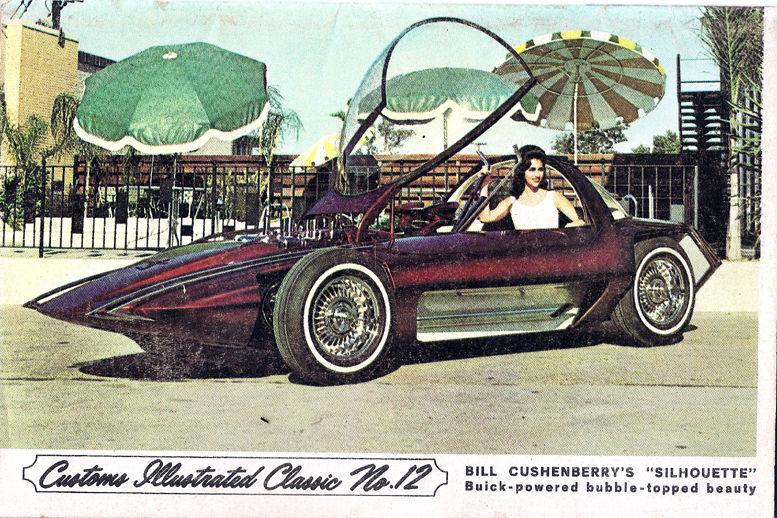 SILHOUETTE - Bill Cushenbery Kgrhqr70