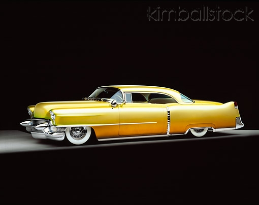 Cadillac 1954 -  1956 custom & mild custom Kimbal10