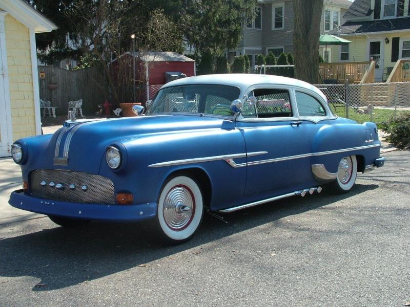 Pontiac 1949 - 54 custom & mild custom Kjbgkg10