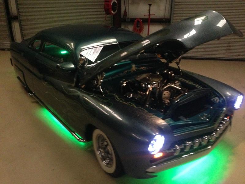 1951 Mercury - Green Machine -  Kkjpoj10