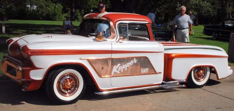 1956 Chevy pick up - Kopper Kart - George Barris Kkoa1111