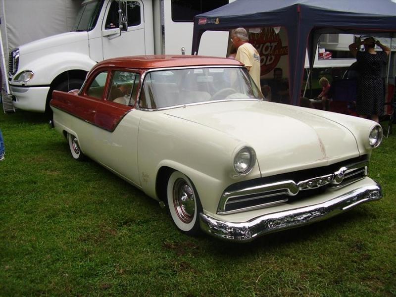 Ford 1955 - 1956 custom & mild custom Kkoa2510