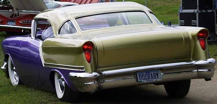 Oldsmobile 1955 - 1956 - 1957 custom & mild custom - Page 2 Kkoa3411