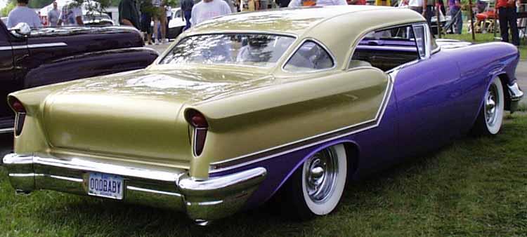Oldsmobile 1955 - 1956 - 1957 custom & mild custom - Page 2 Kkoa3412