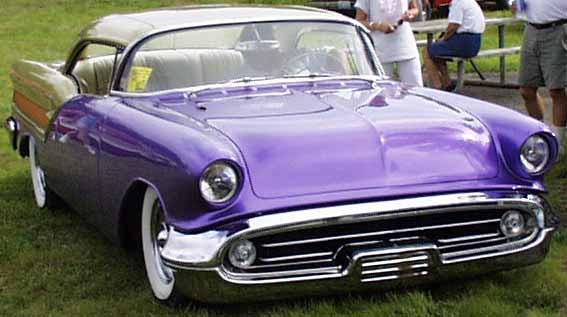 Oldsmobile 1955 - 1956 - 1957 custom & mild custom - Page 2 Kkoa3413