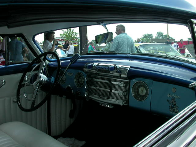 1952 Buick - Lyle Lake's - Blue Danube - Barris kustom Kkoa6110